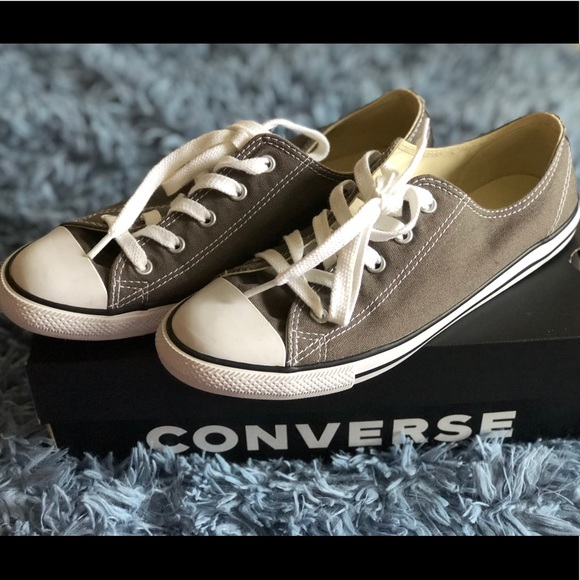 2412745485a8 Converse Shoes - NWOT Converse All Star Dainty Ox women s sneakers